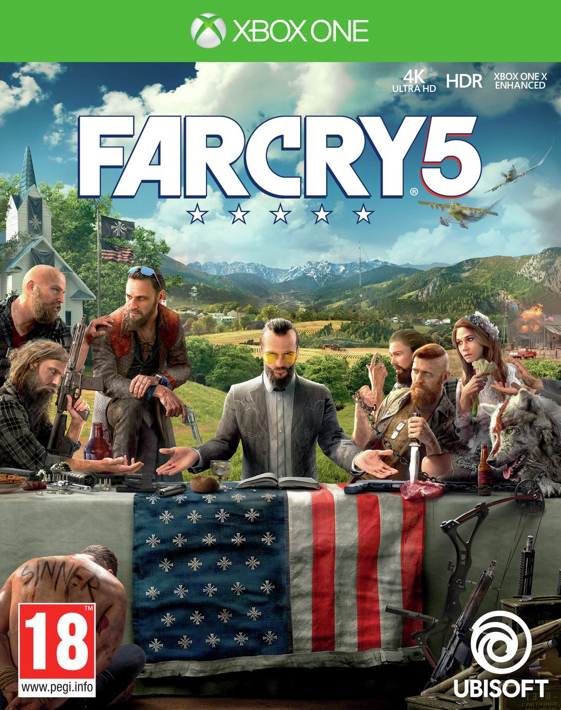 Image of Far Cry 5 Xbox One Game