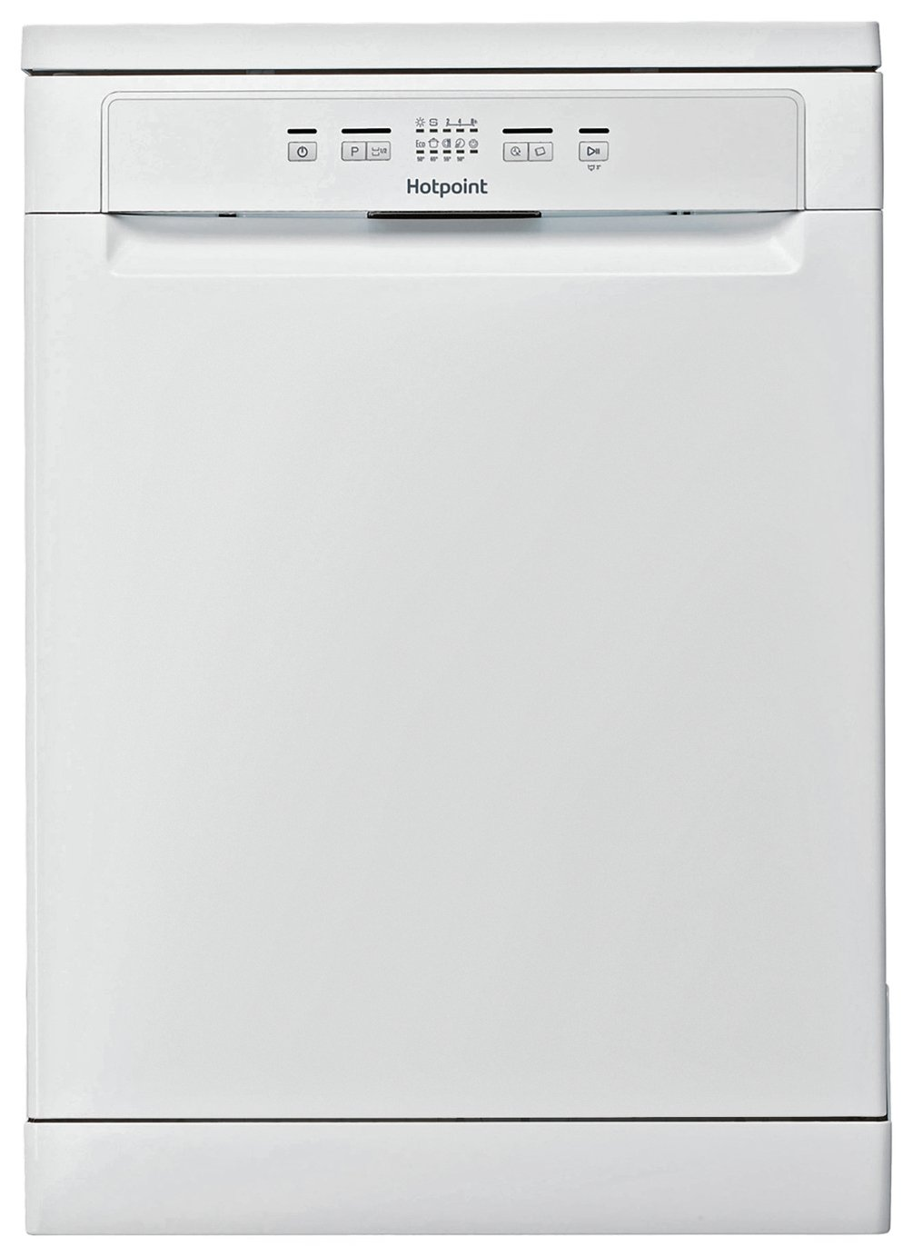 Hotpoint Aquarius HFC 2B19 Freestanding Dishwasher - White