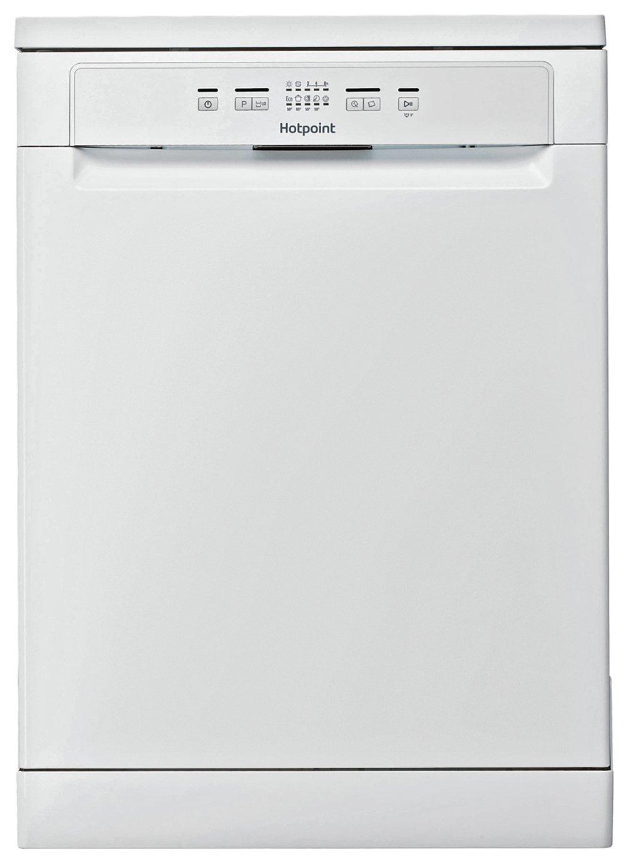 Hotpoint Aquarius HFC 2B19 Freestanding Dishwasher - White