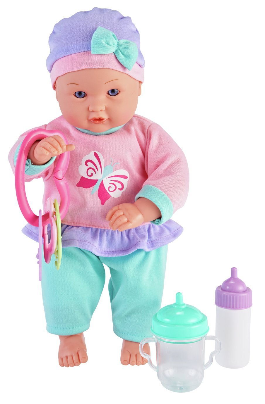 Chad Valley Babies to Love Wiggle Doll