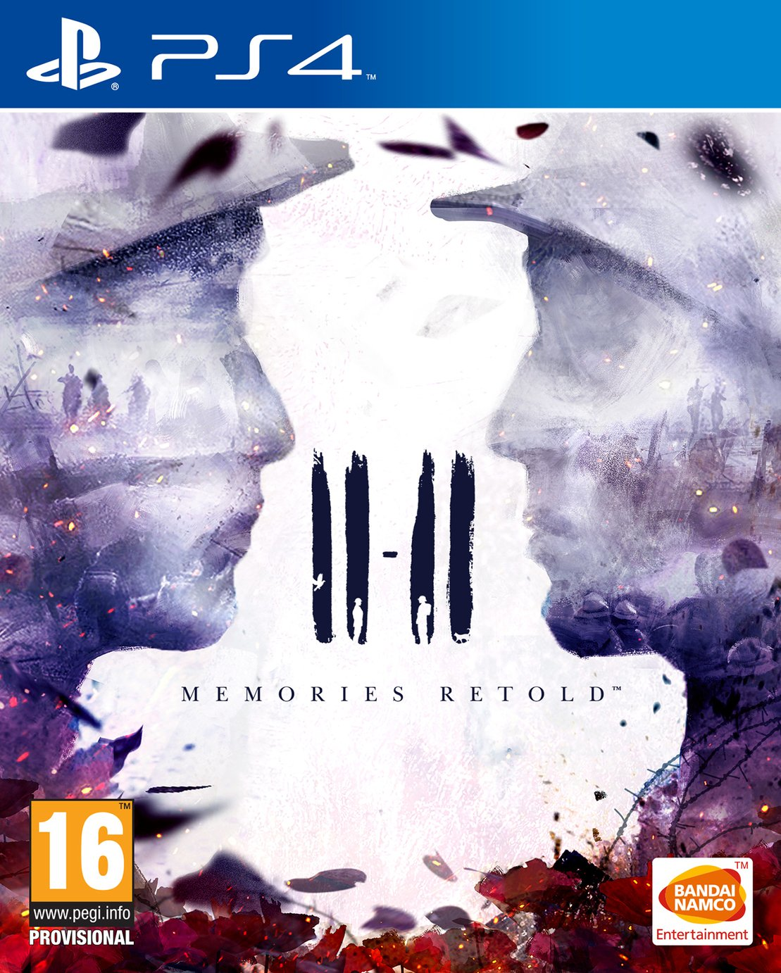 11-11: Memories Retold PS4 Pre-Order Game