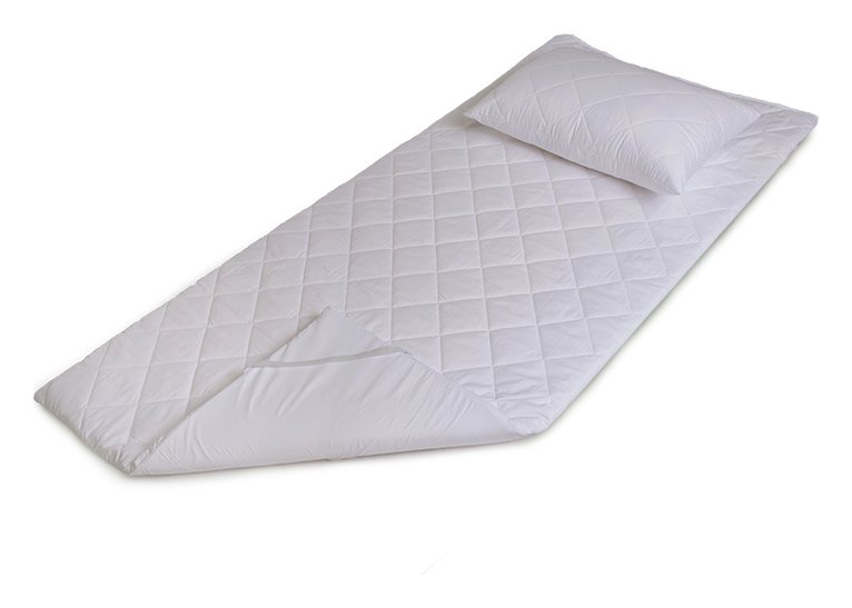 Argos Home Memory Foam Mattress Topper and Pillow - Single