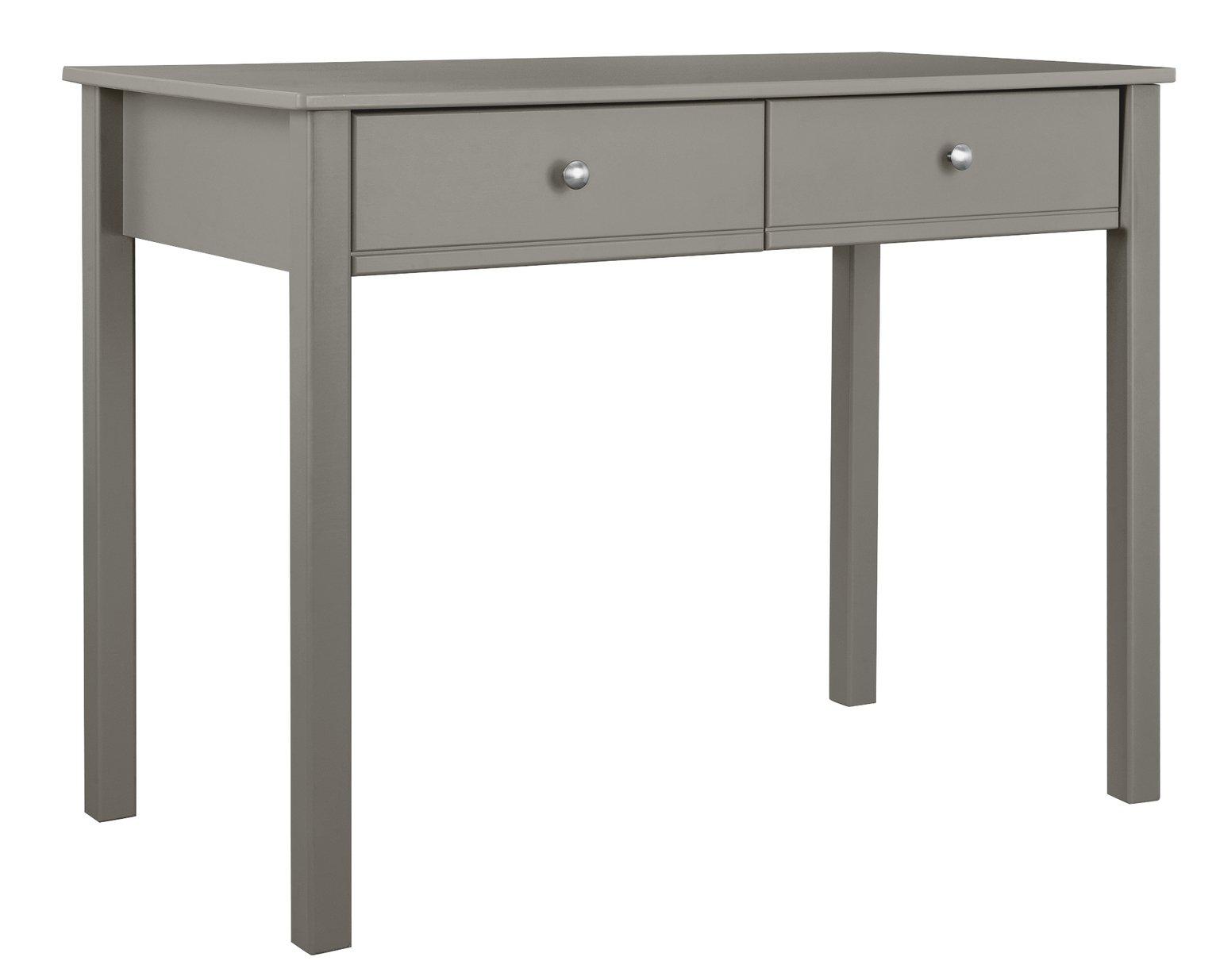 Argos Home Brooklyn 2 Drawer Desk