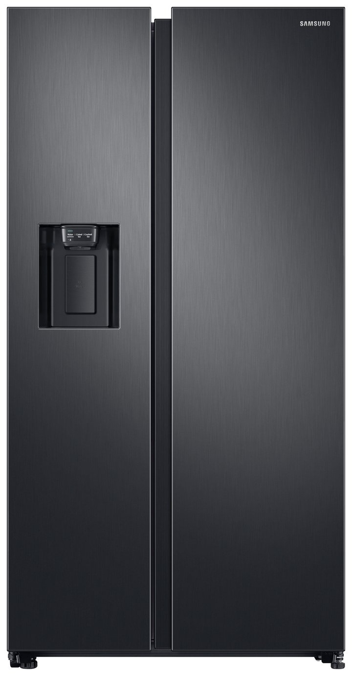 Image of Samsung RS68N8240B1/EU American Fridge Freezer - Black