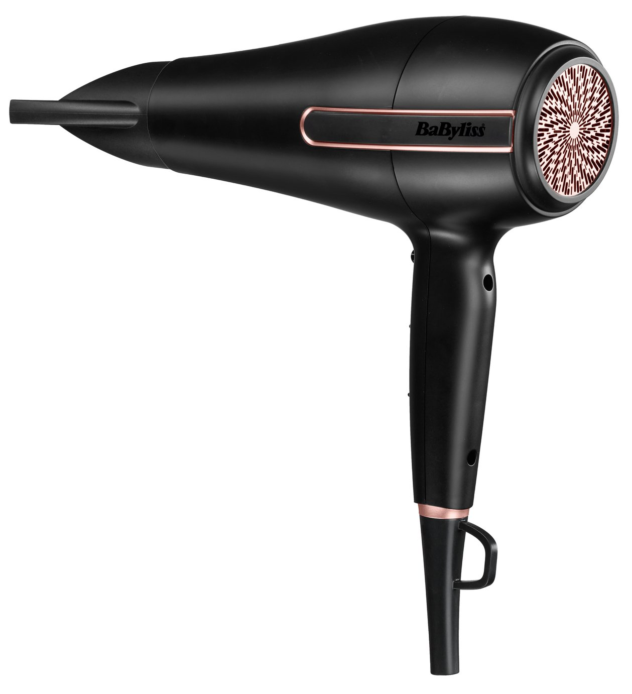 BaByliss Super Power Pro Hair Dryer