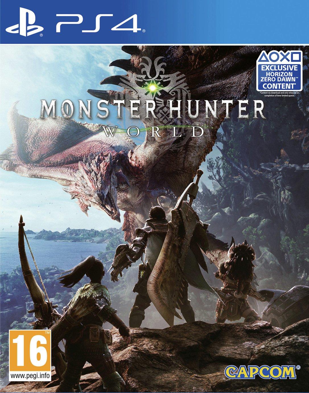Monster Hunter: World PS4 Game