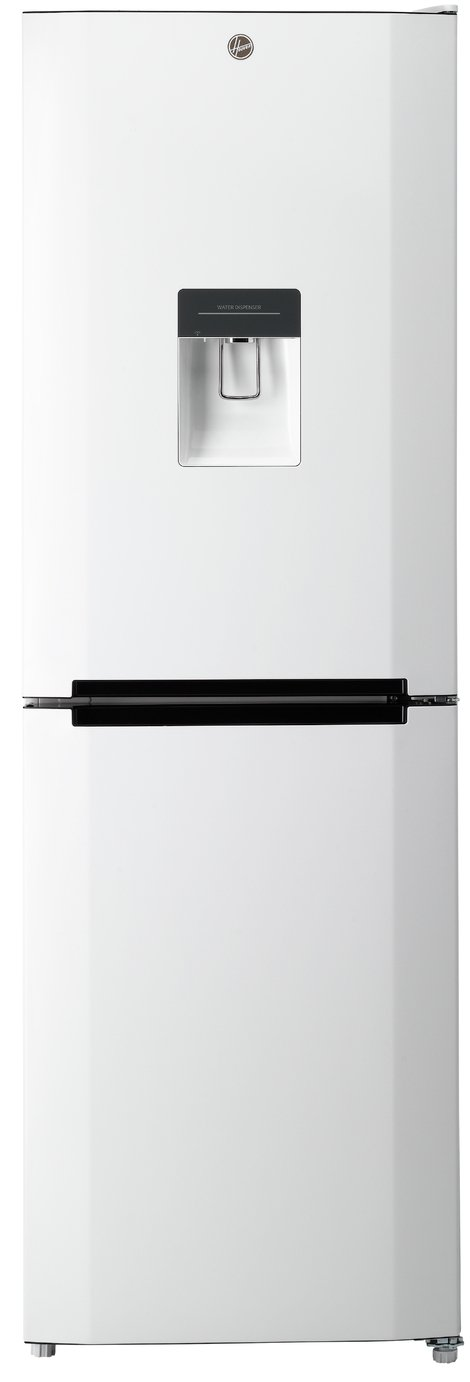 Hoover H1826MNB5WWK No Frost Fridge Freezer - White Best Price, Cheapest Prices