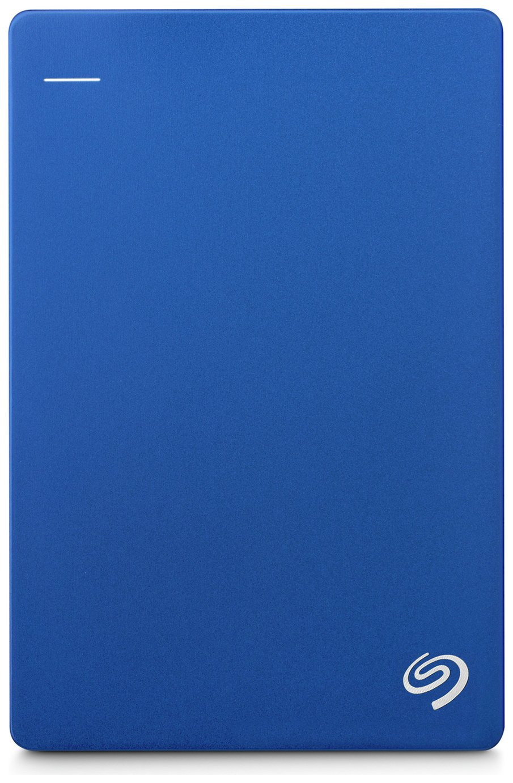 Seagate BUP 2TB Slim Portable Hard Drive - Blue