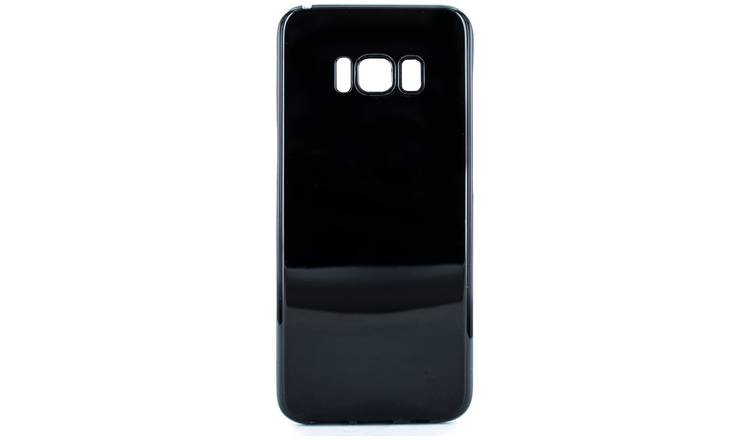 on sale ebc80 3a7ee Buy Proporta Samsung Galaxy S8 Phone Case - Black | Mobile phone cases |  Argos