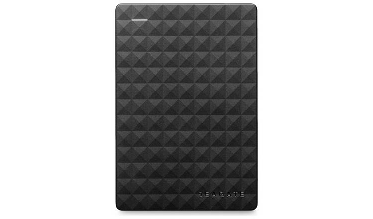 Seagate Expansion Plus 2TB Portable Hard Drive