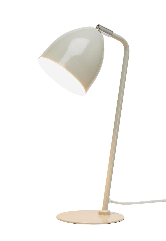 Argos Home Table Lamp - Pastel Grey