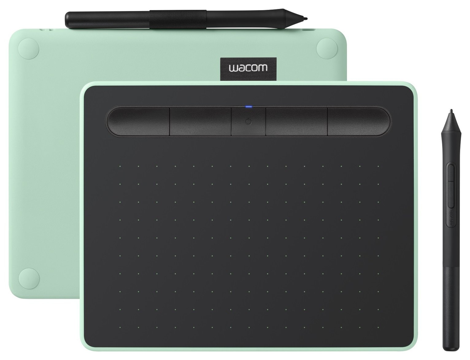 Intuos Comfort PB Small Graphics Tablet - Pistachio