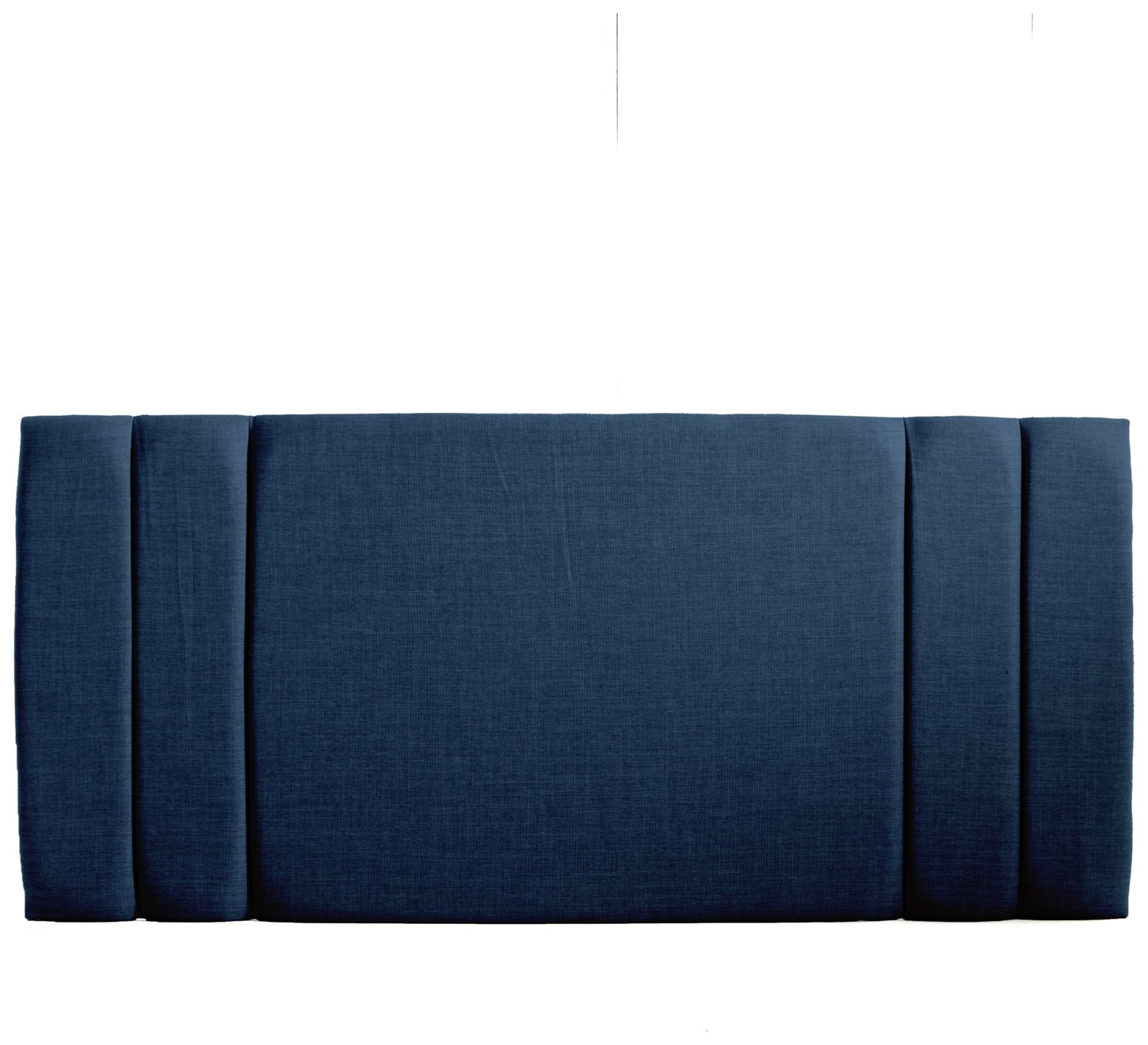 Airsprung Shawbury Superking Headboard - Navy