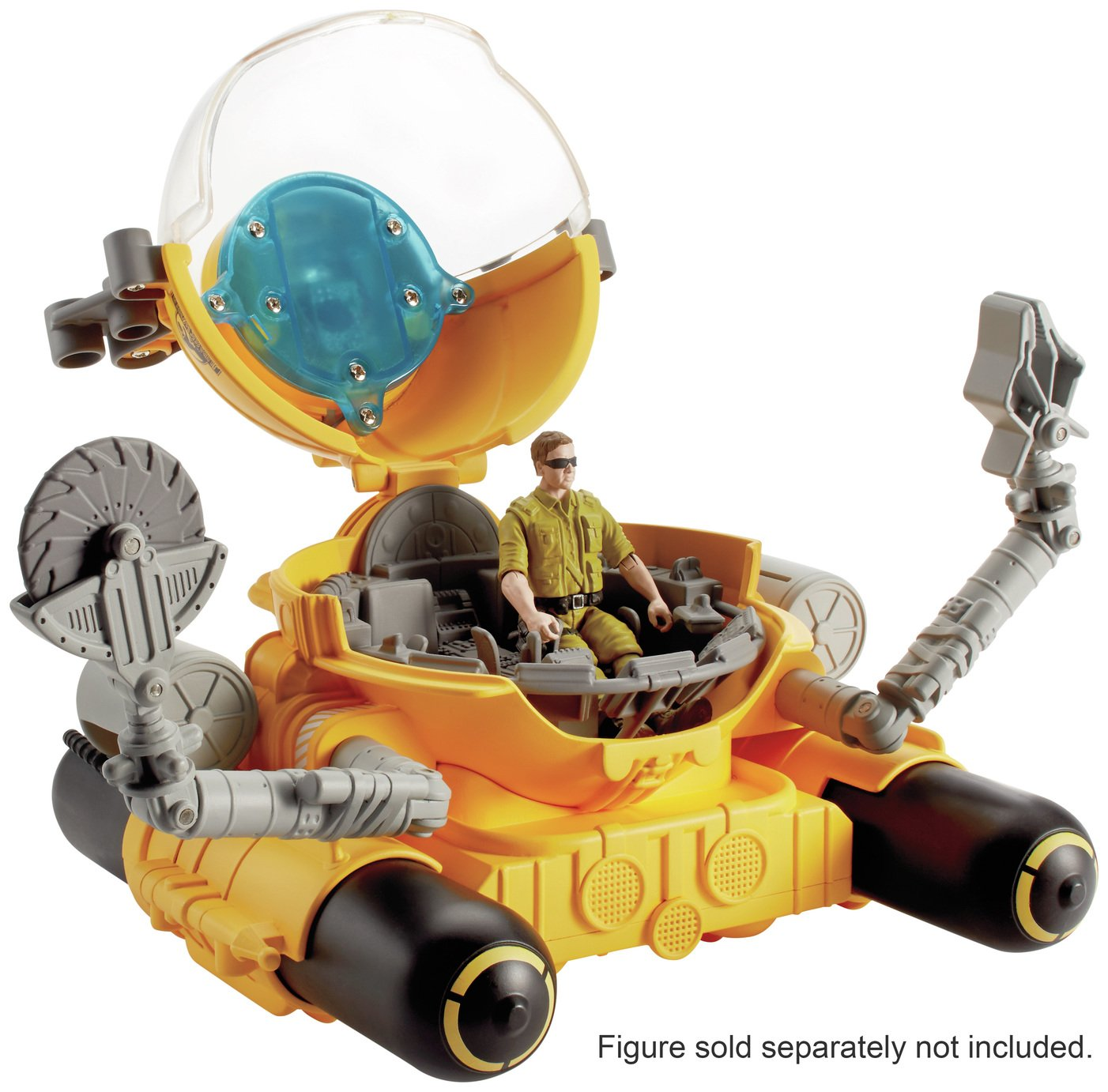 Jurassic World 12 Inch Vehicle Assortment