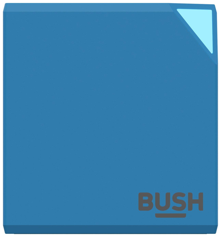 Bush Cube Wireless Speaker - Blue