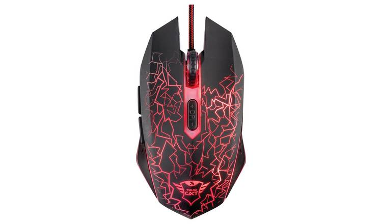 Trust GXT 105 Izza Wired Gaming Mouse