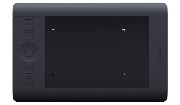 Buy Wacom Intuos Pro Small Graphics Tablet | Laptops and PCs | Argos