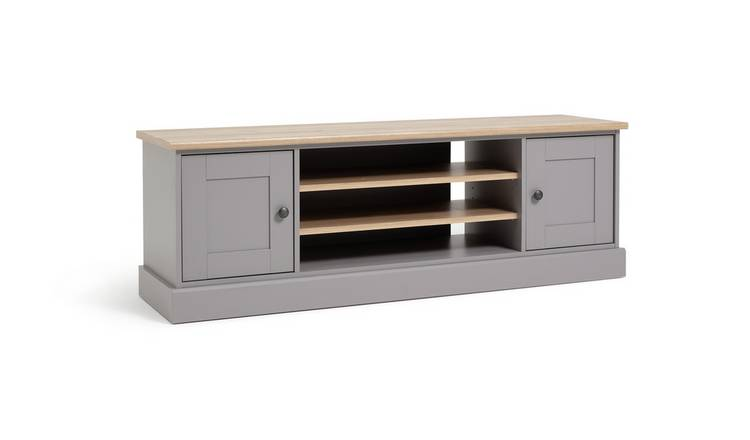 Habitat Winchester TV Unit - Grey