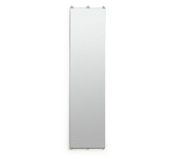 Buy Argos Home Full Length Frameless Wall Mirror Mirrors Argos
