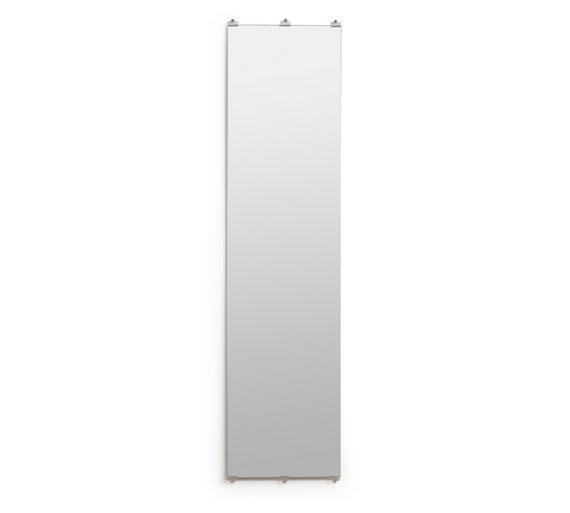 Buy Argos Home Full Length Frameless Wall Mirror | Mirrors | Argos