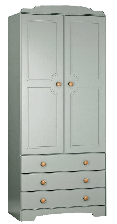 Argos Home Nordic 2 Door 3 Drawer Wardrobe