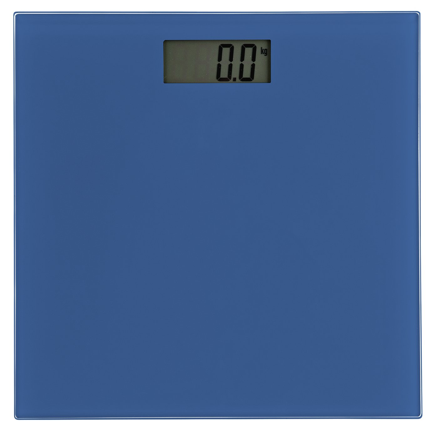 Argos Home Electronic Bathroom Scales - Ink Blue