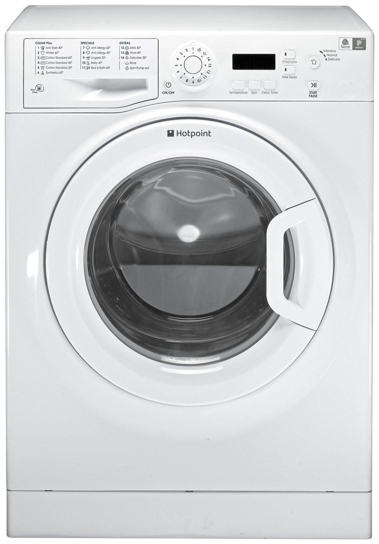 Image of Hotpoint WMAQF721P 7KG 1200 Spin Washing Machine - White