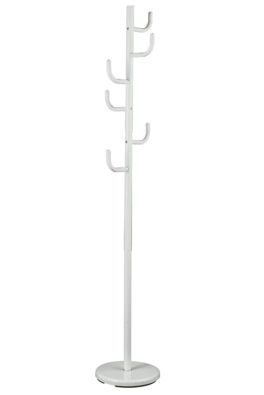 Argos Home Metal Coat Stand - White