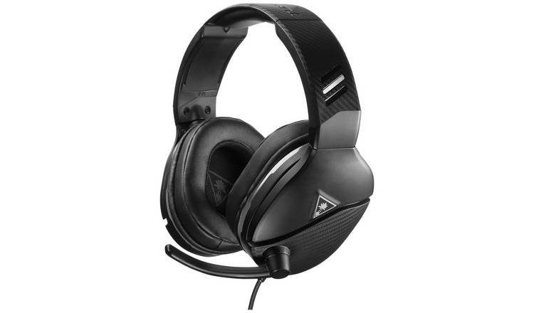 Turtle Beach Recon 200 Xbox, PS5, PS4, PC Headset - Black