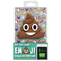 Emoji Poop Power Bank