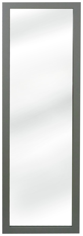 Argos Home Wooden Wall Mirror - Grey