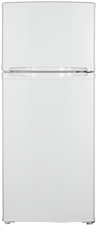 Simple Value M48113FF Fridge Freezer - White Best Price, Cheapest Prices