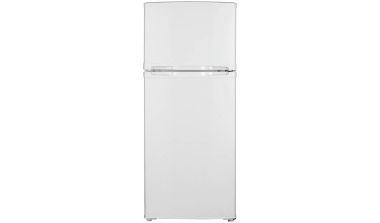 Simple Value M48113FF Fridge Freezer - White