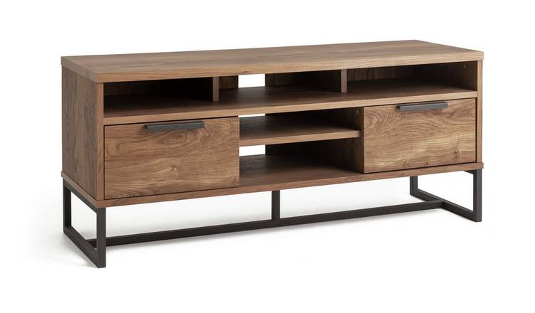 Habitat Nomad TV Unit - Oak Effect