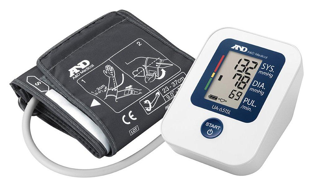A & D Medical Semi Large Cuff Blood Pressure Monitor- Cuff