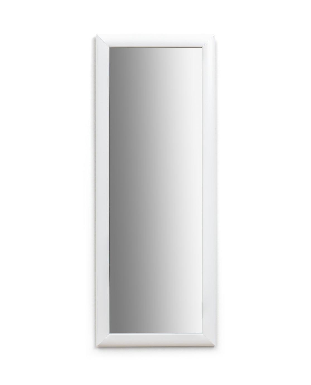 Argos Home Framed Wall Mirror - White