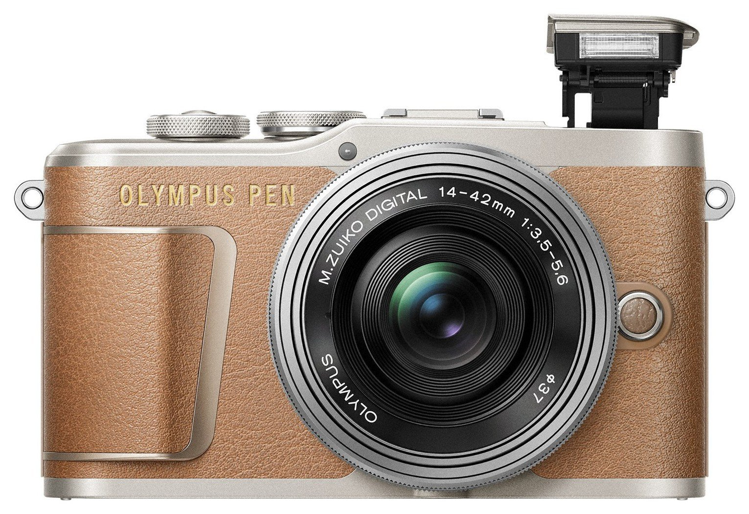 Olympus Pen E-PL9 EZ Mirrorless Camera With 14-42mm Lens