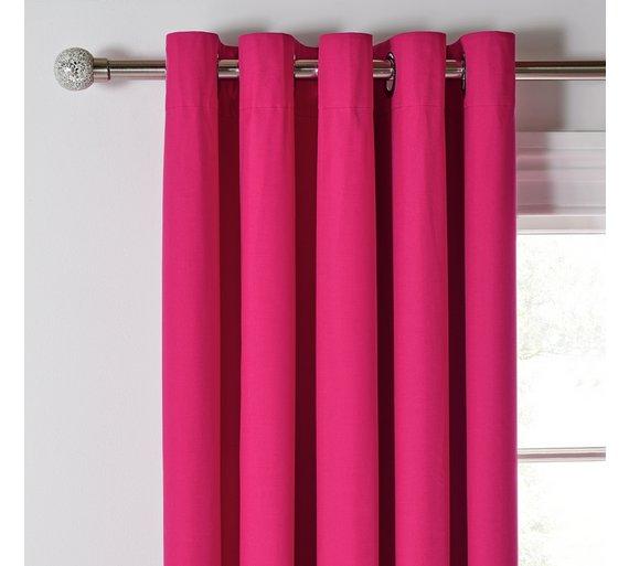 Argos Pink Blackout Curtains Www Stkittsvilla Com