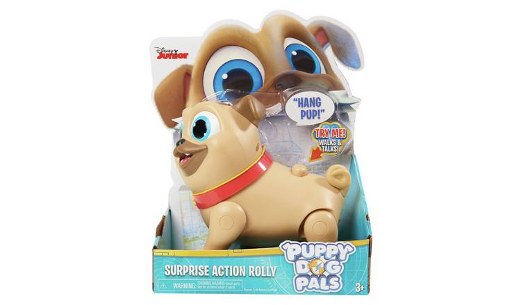 077f6a6cee0 Buy JP Puppy Dog Pals Surprise Action Figure - Rolly