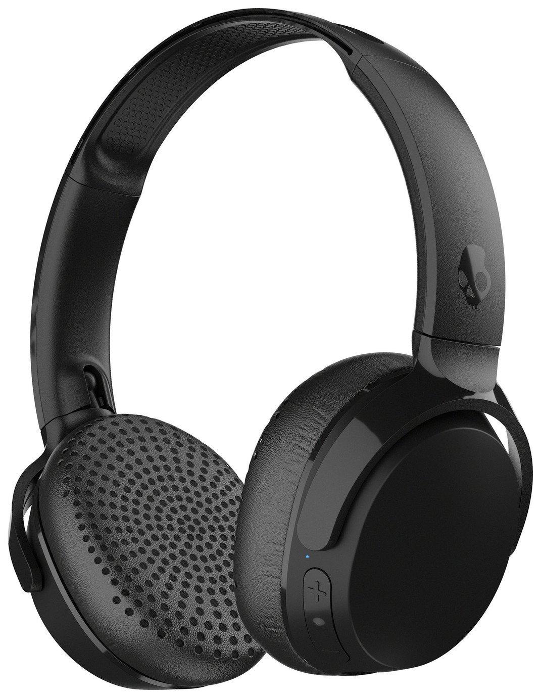 Skullcandy Riff On-Ear Wireless Headphones - Black