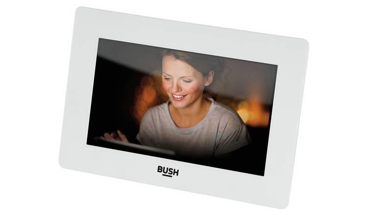 d42bc8d34387 Buy Bush Digital Photo Frame 7 Inch - White