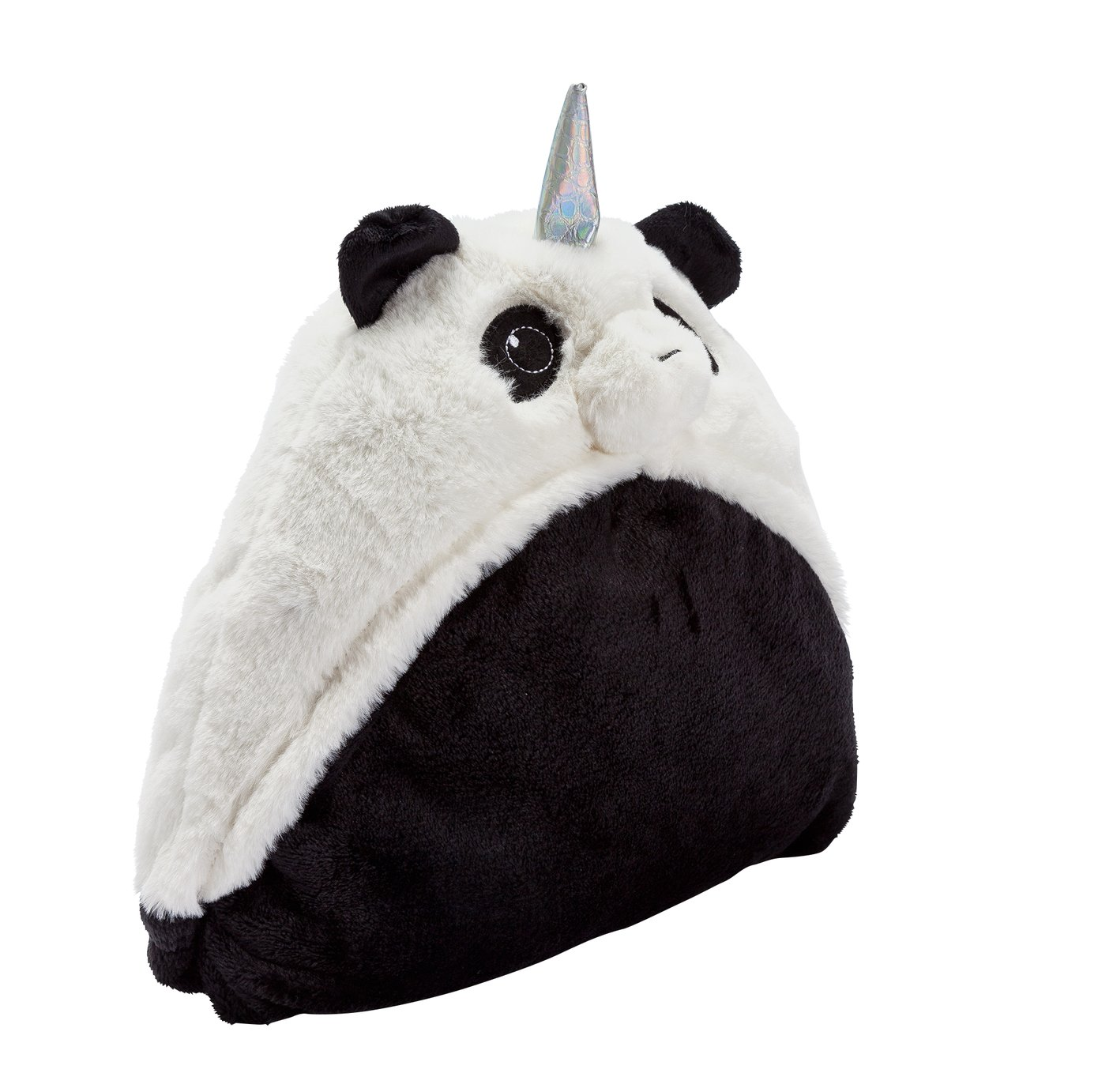 Rainbow Daydream Panda Snuggle Blanket
