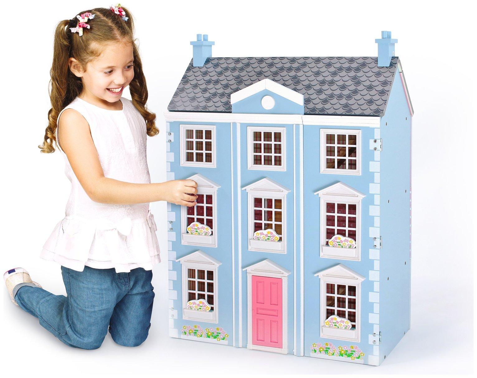 Jupiter Workshops Wooden Georgian Manor Dolls House