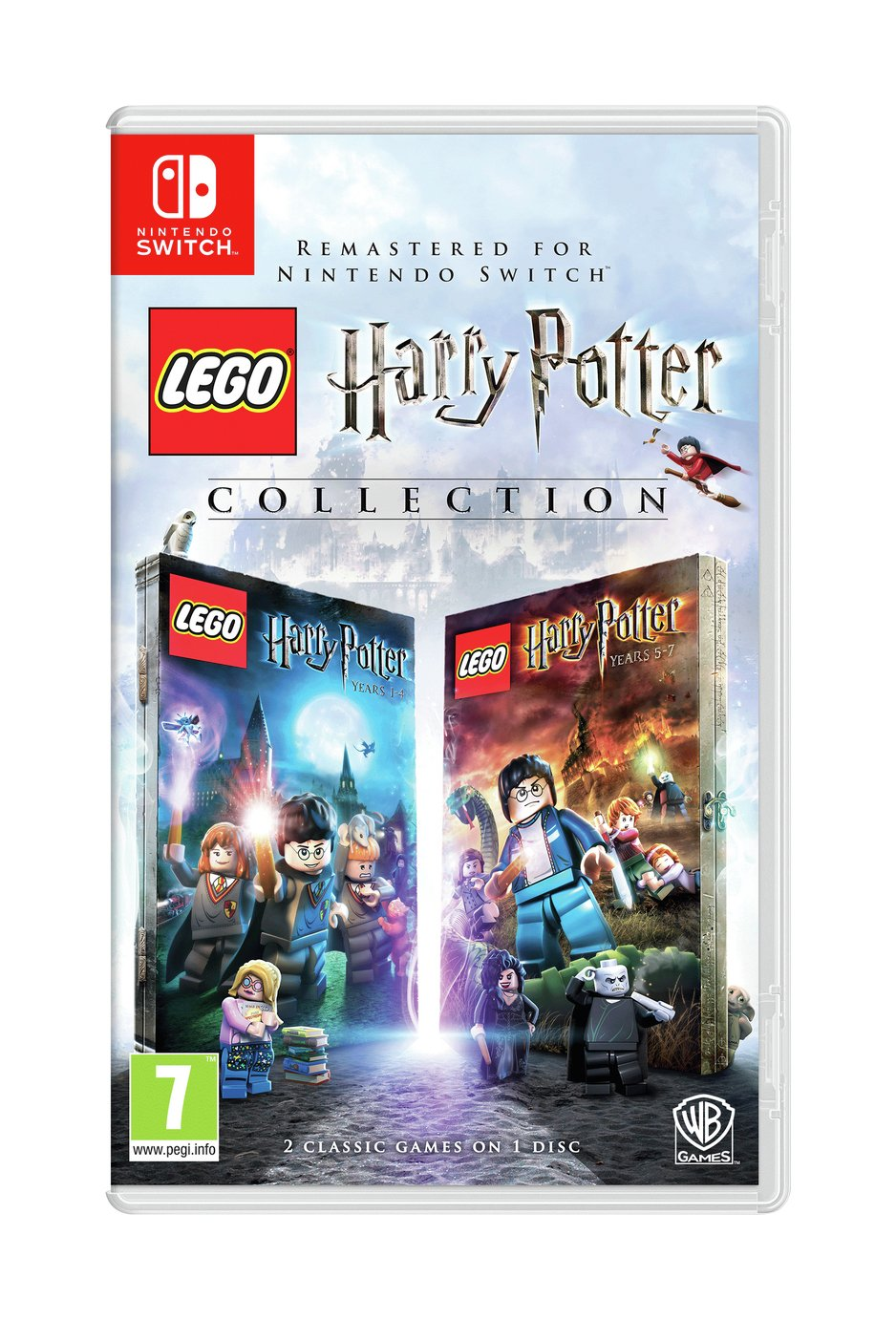 LEGO Harry Potter: Years 1 to 7 Nintendo Switch Game