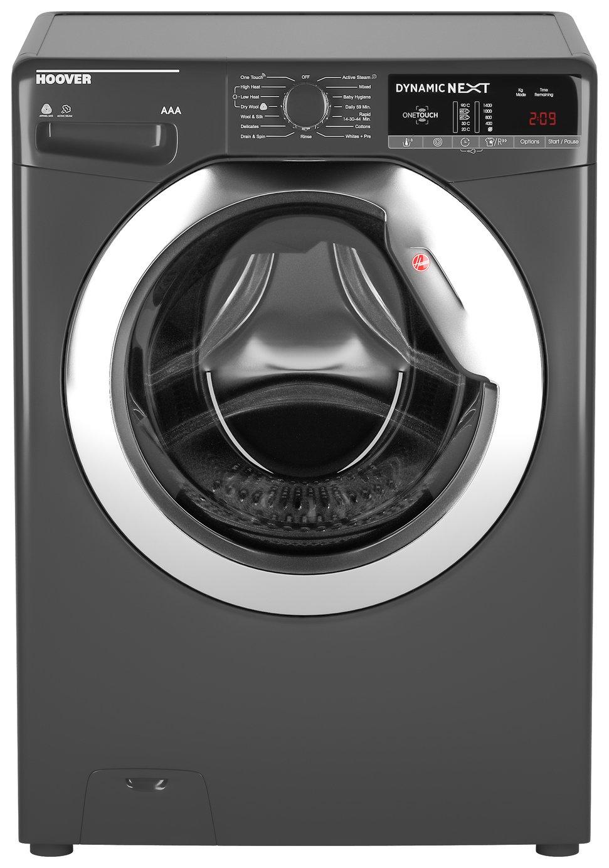 Hoover WDXOA4106HCR 10KG 6KG 1400 Spin Washer Dryer Graphite