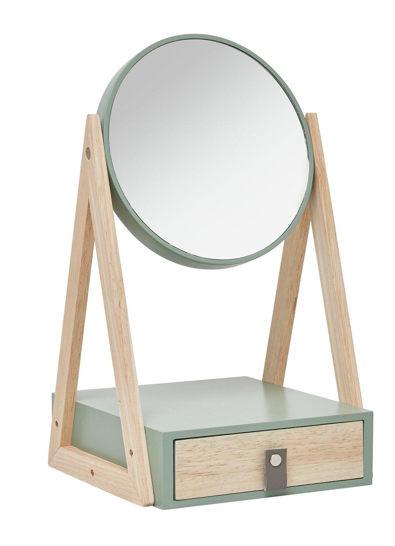 Argos Home Urban Escape Storage Mirror - Mint