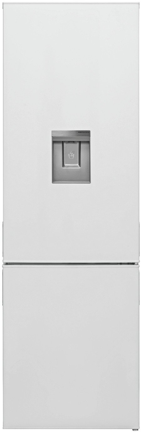 Bush F54180FFWTDW Fridge Freezer - White Best Price, Cheapest Prices