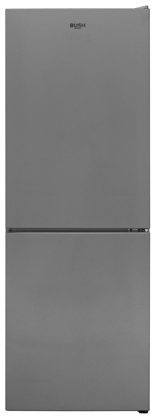 Bush 54152S Frost Free Fridge Freezer - Silver