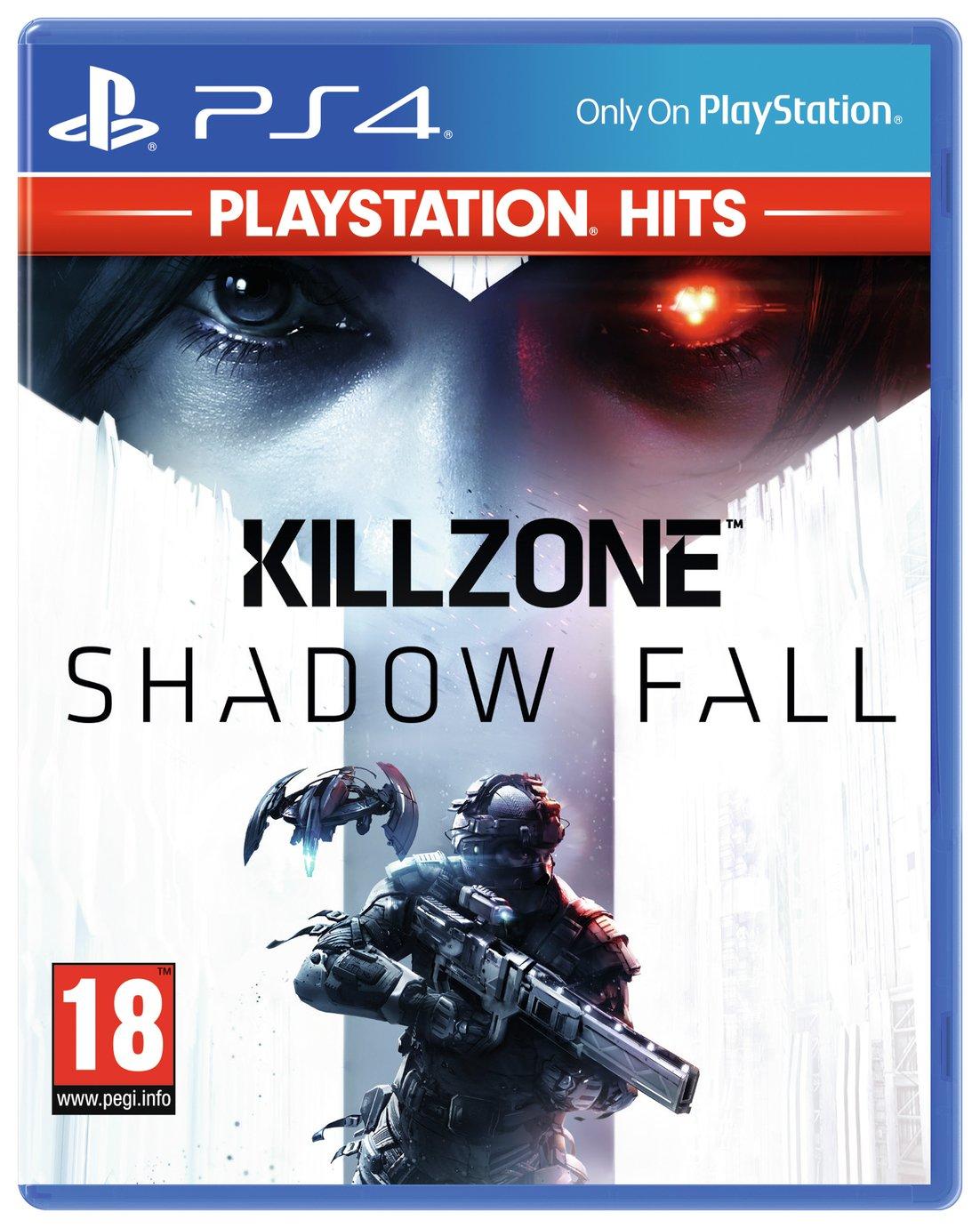 Killzone: Shadow Fall PS4 Hits Game