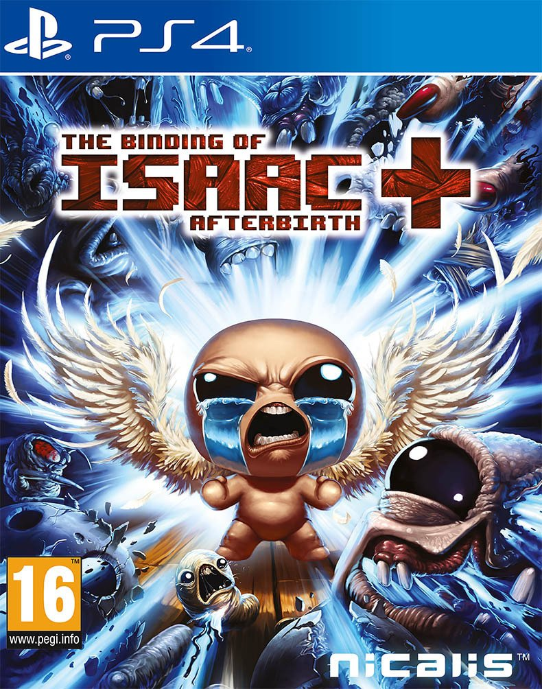 Image of Binding of Isaac: Afterbirth + PS4 Pre-Order Game